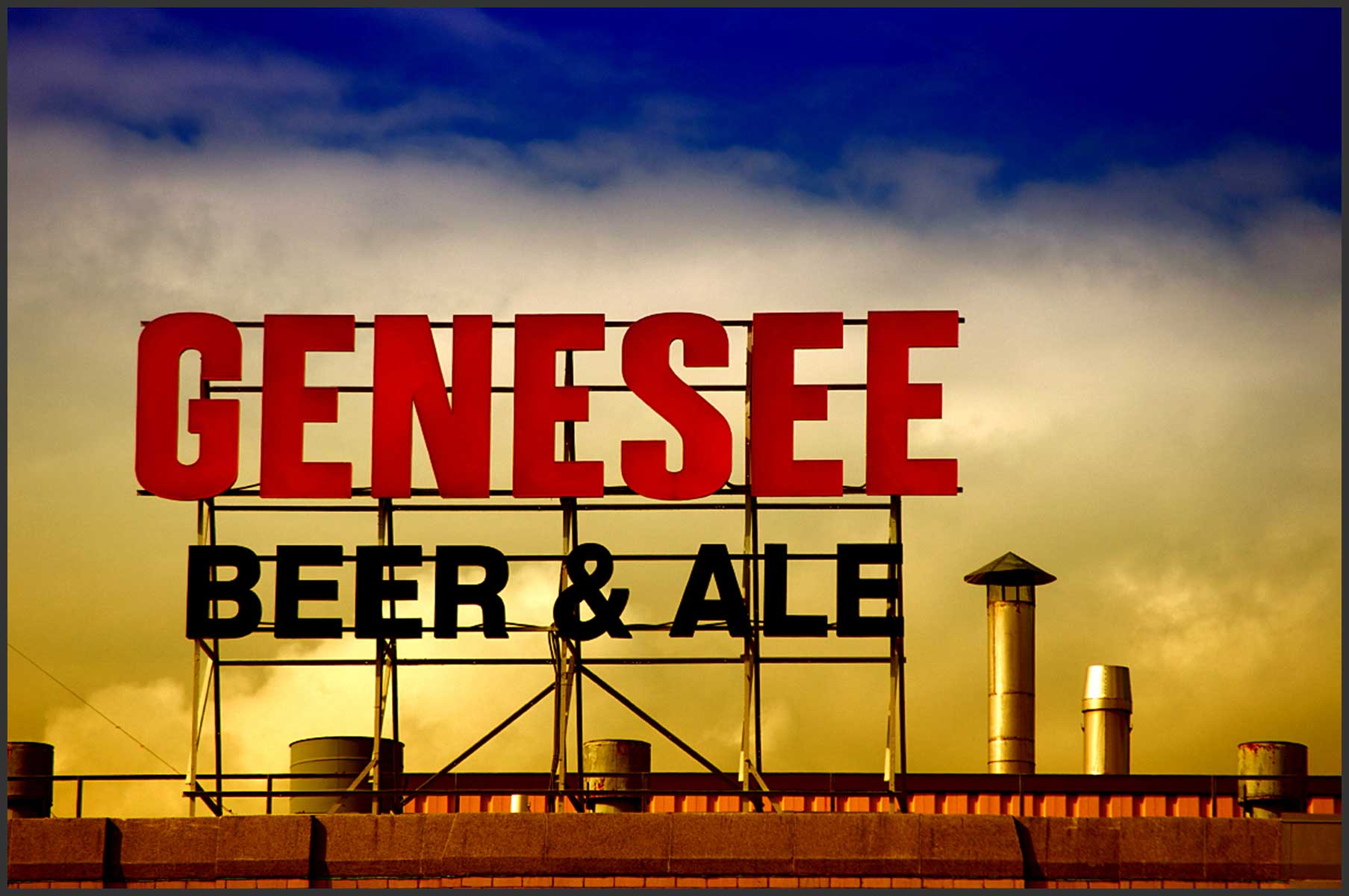 client: genesee brewery
