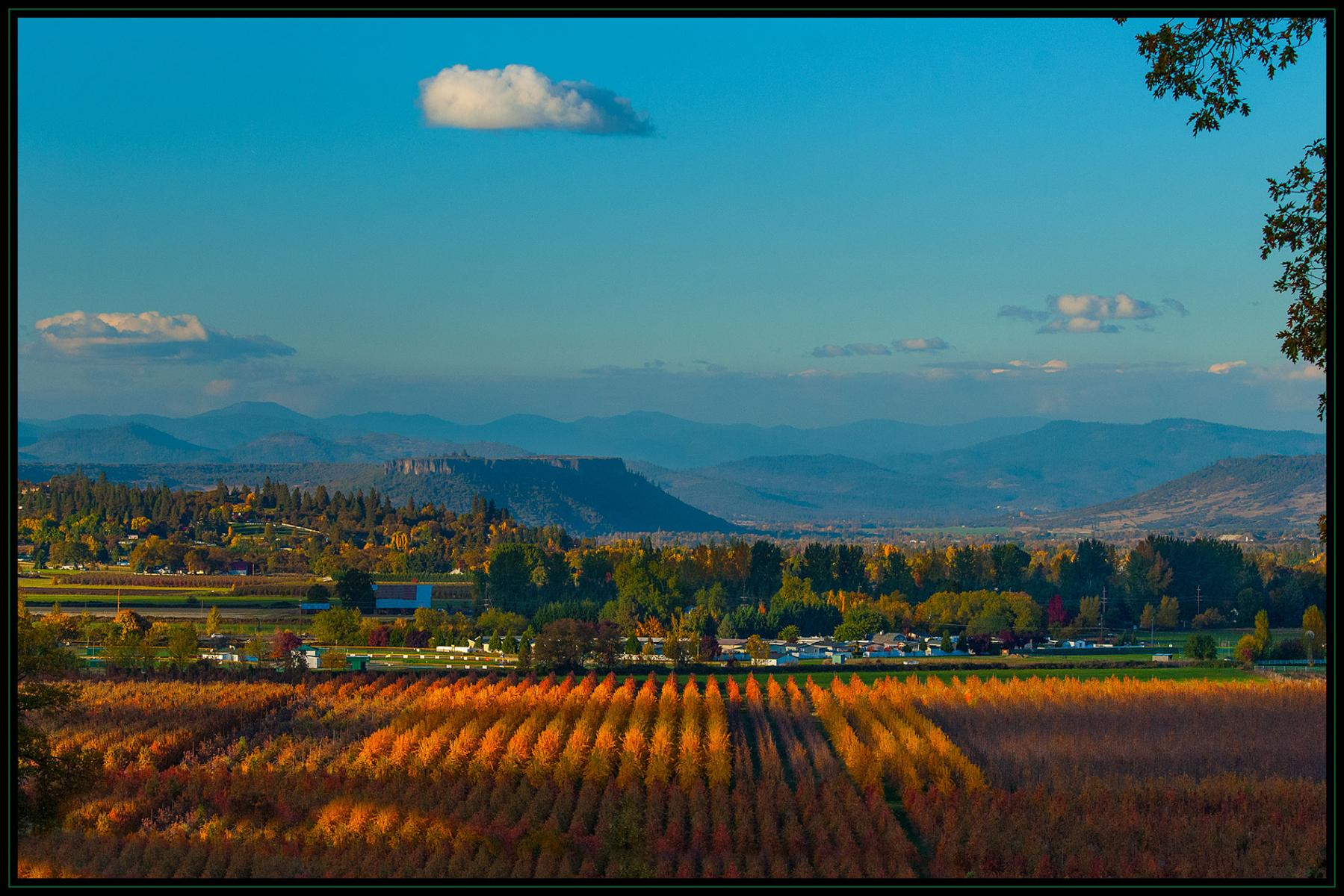 Table Rock Rogue Valley